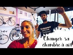 comment changer une chambre à air cyclisme crevaison comment changer sa chambre à air