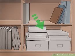 decorating built ins 3 ways to decorate built ins wikihow