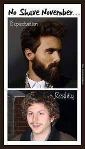 No Shave November Meme - no shave november didn t go as planned very funny pics