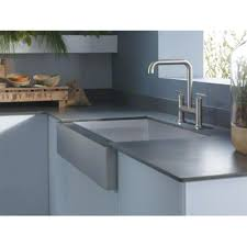 Kohler  X  X  UnderMount SingleBowl Kitchen - Kohler stainless steel kitchen sinks undermount