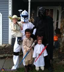 Samcro Halloween Costume Star Wars Family Costumes Halloween Costume Contest Costume