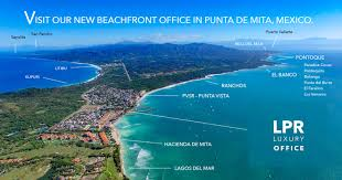 Bucerias Mexico Map by About Lpr Luxury Luxury Real Estate Vacation Rentals In Puerto