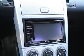 installed pioneer avh p3100dvd w pics my350z com nissan 350z