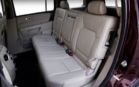 do all honda pilots 3rd row seating recall issued for 2009 2011 honda pilot seat belts photo image