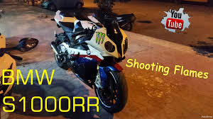 bmw sport bike bmw s1000rr bmw hp4 exhaust shooting flames u0026 bmw sportbike