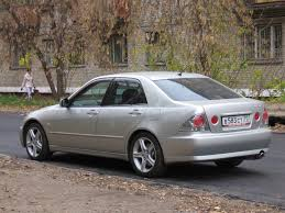lexus cars 2005 lexus is 200 2001 review specifications and photos u2013 bugatti car blog