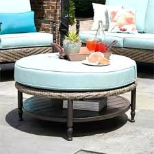 outdoor ottoman cushion replacement fancy patio ottoman cushions replacement outdoor ottoman cushion