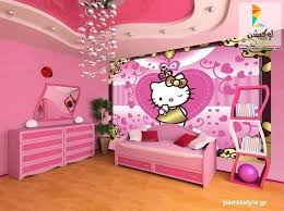 Hello Kitty Bedroom Ideas For Kids