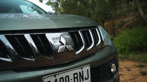 diamond star motors logo mitsubishi triton ute for sale mitsubishi australia