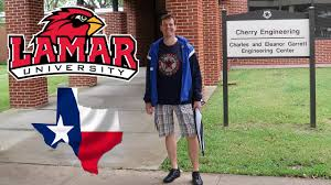 usa texas vlog 13 campus lamar university beaumont tx youtube