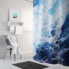 Surfer Shower Curtain All Shower Curtains U2014 Nature City Co Beach Surf Decor
