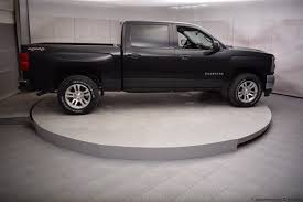 black 2017 chevrolet silverado 1500 new truck for sale in cedar