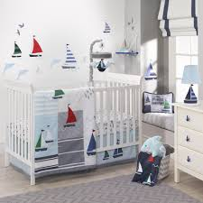 Nursery Bedding Set Bed Gray And White Nursery Bedding Nursery Bed Linen Blue Crib