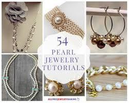 bead pearl bracelet images 54 pearl jewelry tutorials jpg