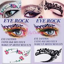 fashion tatoo rock stickers transfer