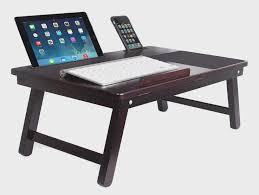 Furinno Adjustable Laptop Desks Furinno Adjustable Vented Laptop Table Laptop Computer
