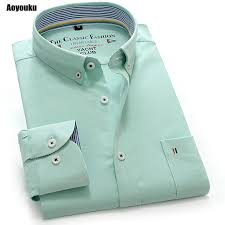 aliexpress com buy mens mandarin collar oxford shirts urban