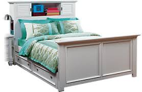 Trundle Bed With Bookcase Headboard Trundle Beds