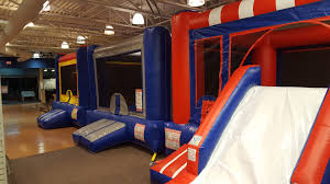 kids party places bounce indoor park birthday bounce houses