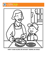 download home safety coloring pages ziho coloring