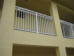 Interior Wood Railing Interior Wood Balcony Railings Design With White Color