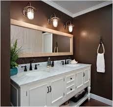 Bathroom Cabinet Lights Bathroom Vanity Lights On Wall Top Bathroom Best Bathroom