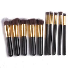 makeup brush set mac picture more detailed picture about 10 pcs