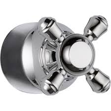 delta cassidy hand shower diverter valve metal cross handle in cassidy hand shower diverter valve metal cross handle in chrome