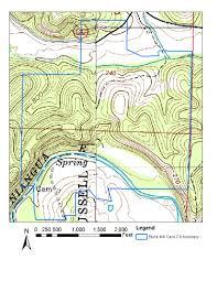 Mdc Map Little Niangua River Mdc Discover Nature