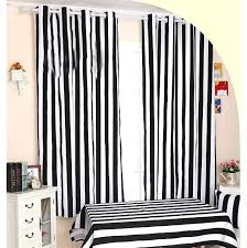 white and black curtains u2013 teawing co