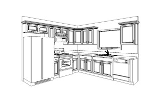 kitchen enjoyable kitchen cabinet design center engaging kitchen