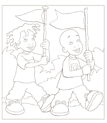 nick jr coloring pages the sun flower pages