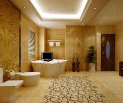 bathroom recessed lighting ideas beige stained wall square white