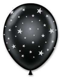 black balloons balloons