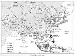 Colonial America 1776 Map by Of Colonial Empires In Asia