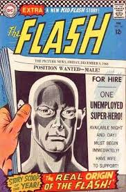the flash 167 the real origin of the flash issue