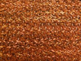 Braided Kitchen Rug Brown Hand Braided Bathroom Or Kitchen Rug E1023101840237928m