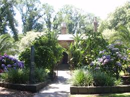 garden ideas tropical plants in traditional gardens tended