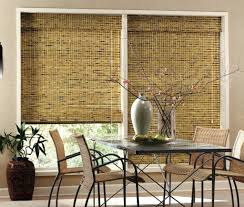 home decoration large bamboo roman shades for windows cool