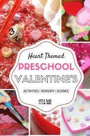 Valentine S Day by Preschool Valentines Day Activities And Experiments