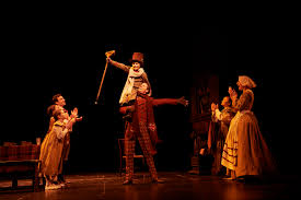a christmas carol great lakes theater