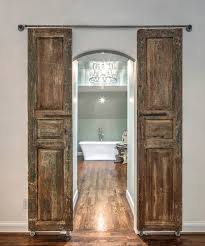 Will A Sofa Fit Through My Door Love This Mirrored Barn Door For A Master Bedroom Bedroom