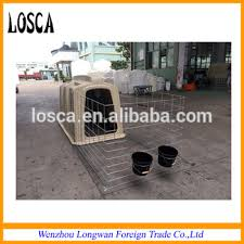 Plastic Calf Hutches Plastic Cow Calf Hutch House Cage With Fence For Dairy Farm