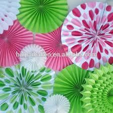 Pinwheel Decorations Colorful Paper Flower Pinwheel Backdrop Dessert Table Decoration