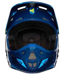 fox motocross helmets fox racing blue motocross helmet buy fox racing blue motocross