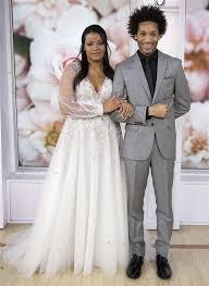 calvin klein wedding dresses today wedding 2018 see the winning wedding dress