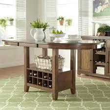 wine racks dining room table with wine rack brown and metal 5