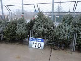 artificial christmas trees walmart holiday time prelit u lenox