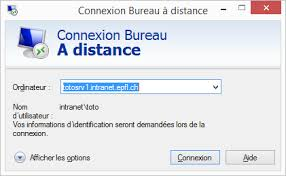 windows bureau distance windows epfl article no 367 connexion bureau à distance avec la