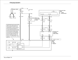need wiring diagram for 2004 taurus charging system taurus car